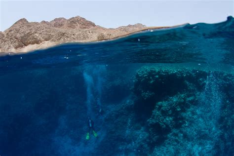 A Visit to the World's Deadliest Dive Site in Dahab, Egypt