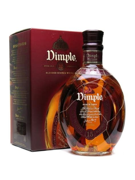 Dimple 15 Year Old : The Whisky Exchange