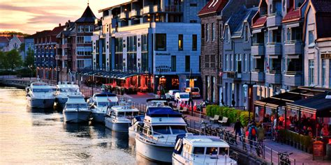 Fredrikstad, Norway – Attractions, things to do, hotels