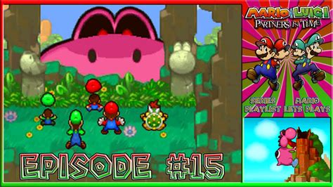 Mario & Luigi: Partners In Time - Gloobed By The Yoob