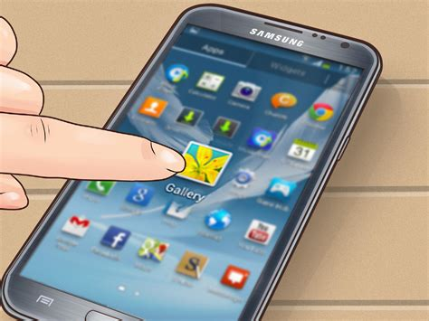 3 Ways to Screenshot on a Galaxy Note 2 - wikiHow