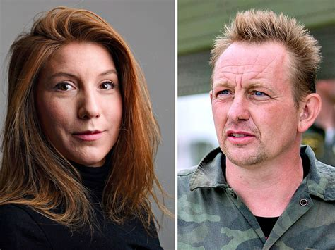 Kim Wall manslaughter suspect claims she was killed by