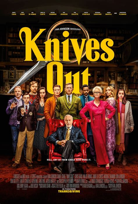 Knives Out movie review A fun, entertaining murder mystery