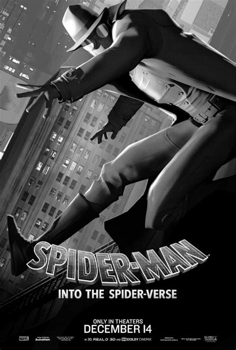 Spider-Man: Into the Spider-verse gets six character posters