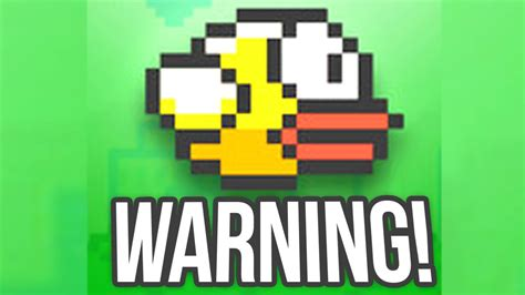 FLAPPY BIRD - DONT PLAY THIS GAME! - YouTube