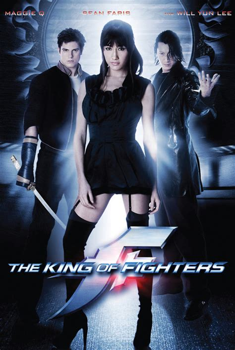 Watch The King of Fighters on Netflix Today