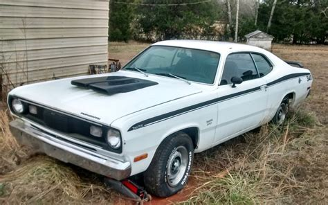 1972 Plymouth Duster 340: Parked For 10