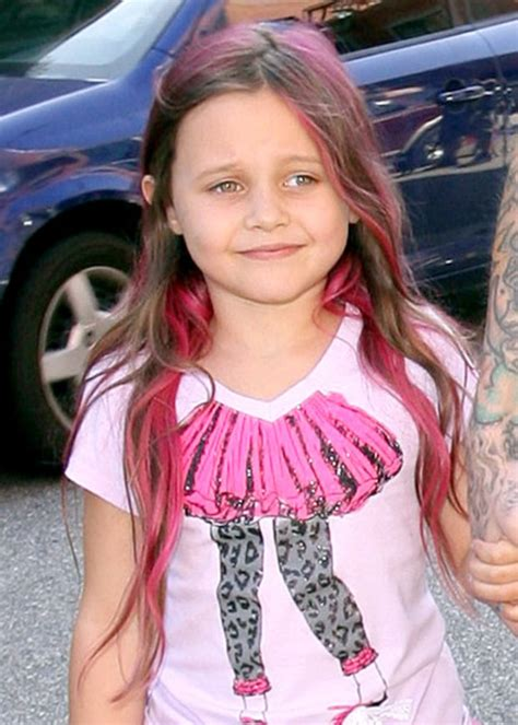 Alabama Barker | Celebrity Kids With Colored Hair | Us Weekly