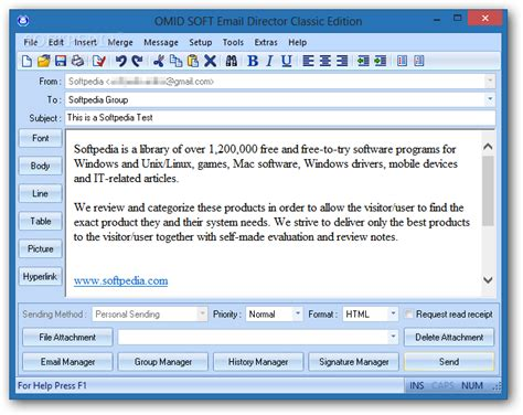 Download Email Director Classic Edition 14
