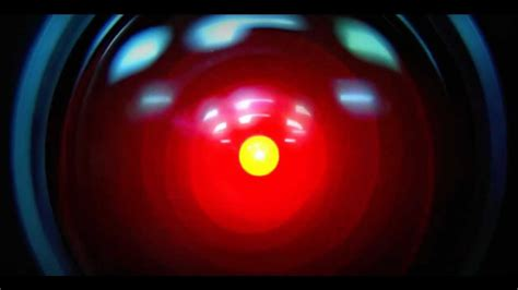 2001-- A Space Odyssey (HD, 3D) -- Best Scene with Hal and