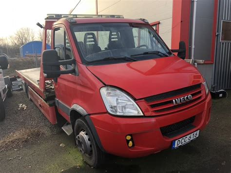 Blinto - Iveco Daily 65C18 - Bärningsbil Iveco Daily 65C18