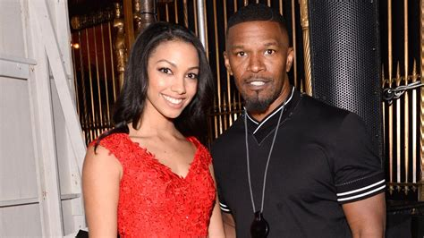 Jamie Foxx Shares Sweet Moment with Daughter Corinne