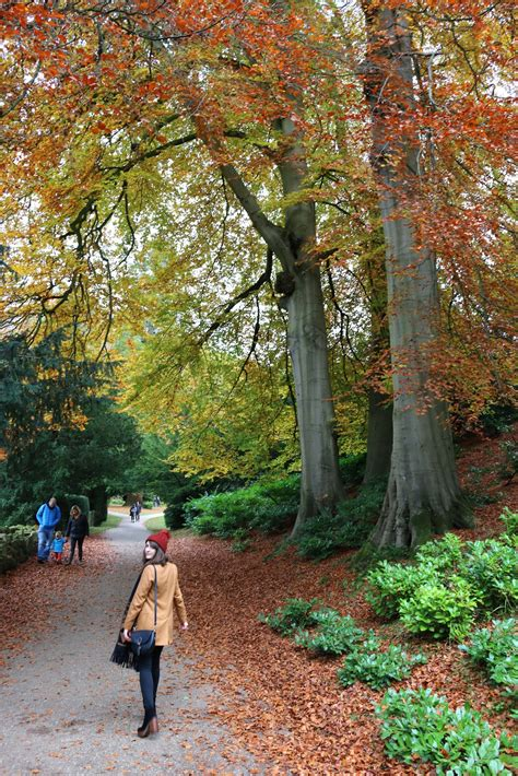 Fashion   Comfy Autumn Day Out Styling at Fountains Abbey