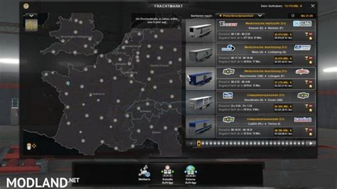 More Money for Jobs mod for ETS 2