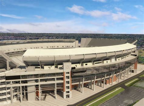 Bryant-Denny Stadium capacity to drop only slightly after