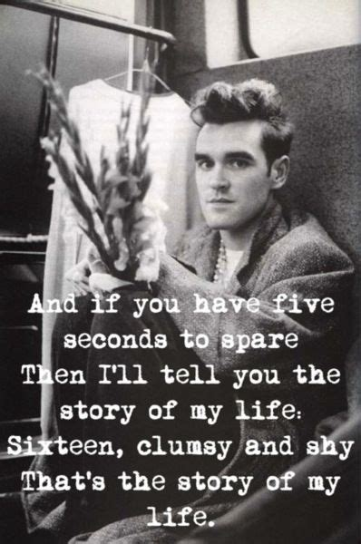 #Morrissey, my favorite ever ever ever Smiths track