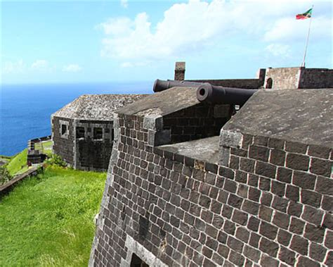 Brimstone Hill Fortress - St Kitts National Park