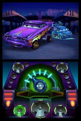 Cars (DS) Game Profile | News, Reviews, Videos & Screenshots