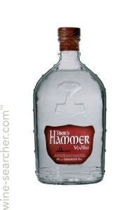Thor's Hammer Vodka | prices, stores, tasting notes and