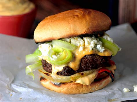Cajun Burgers With Spicy Remoulade: A Holy (Trinity