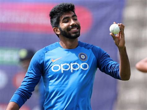 Indian pacer Jasprit Bumrah undergoes doping test at