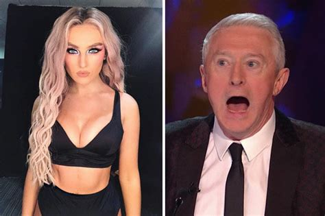 X Factor 2018: Perrie Edwards to replace Louise Walsh
