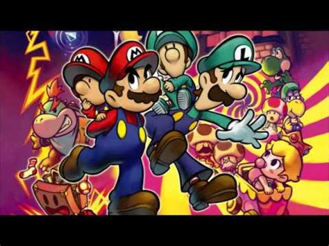 Full Complete - Mario & Luigi: Partners in Time OST - YouTube