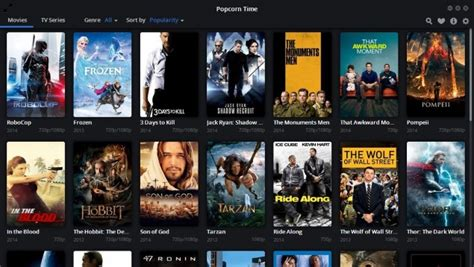 Popcorn Time Torrent-Streaming Android App Gets Chromecast