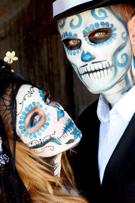 Scariest Halloween Makeup For Day of The Dead – The WoW Style