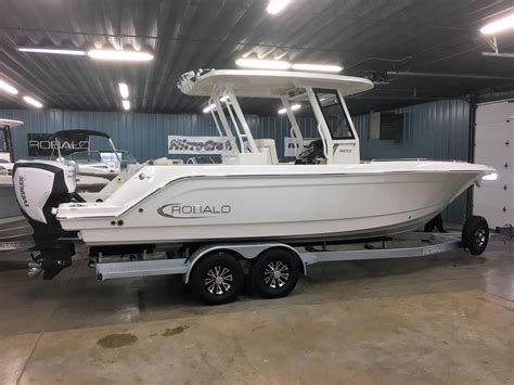 2019 Robalo R 272 Power Boat For Sale - www
