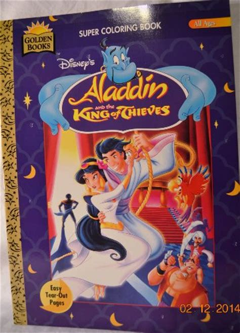 Aladdin and the King of Thieves: Image&Wallpaper[Anime]
