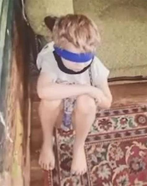 Boy chained up by principal mother who is charged with