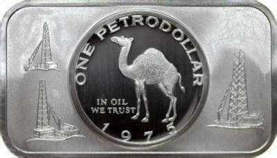 The Death Of The Petrodollar Was Finally Noticed   Zero Hedge