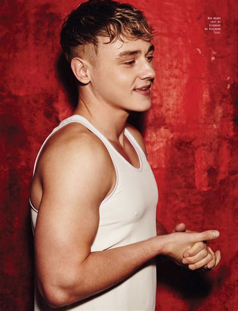 Ben Hardy Covers Attitude, Dishes on X-Men