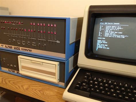 But What Could You Actually Do With An Altair 8800
