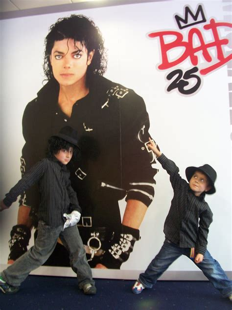 Michael Jackson: Bad 25 London Premiere and review (2/9/12)