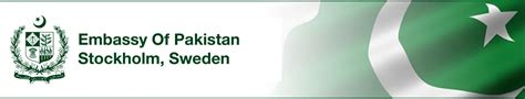 Embassy of Pakistan to Sweden and Finland
