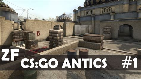 CS:GO - Drinking Games with ZF - SovietWomble,Cyanide