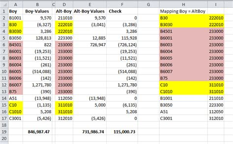 excel - Combining SUMIF with VLOOKUP or IndexMatch - Stack