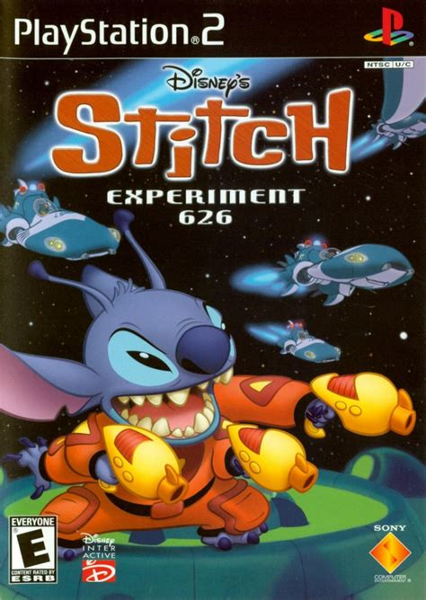 Disney's Stitch: Experiment 626 for PlayStation 2 (2002