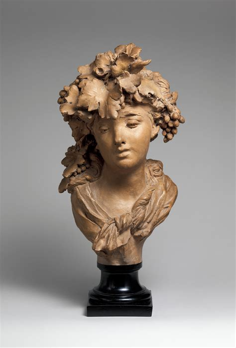 Auguste Rodin | Bacchante (Grapes or Autumn) | French