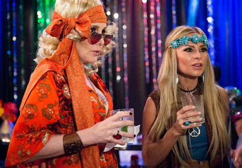 Behind the Scenes: Shannon Beador's '70s Party | The Real
