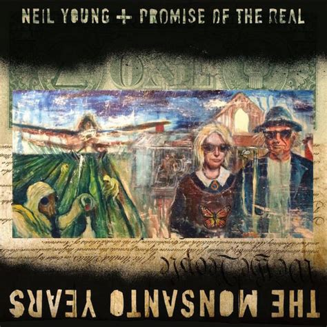 Skivrecension: Neil Young – The Monsanto Years