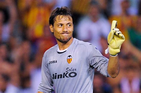 Diego Alves to be Hart-stopper for Manchester City | Daily