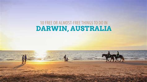 10 FREE or Cheap Things to Do in DARWIN, AUSTRALIA | The