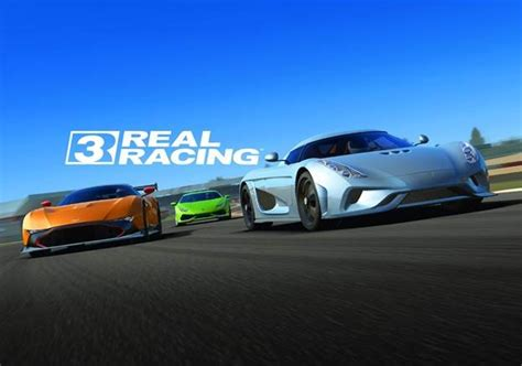 EA's Real Racing 3 For Mobile Gets New Cars & New Special