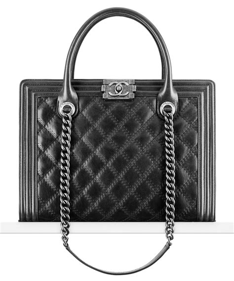 Chanel Debuts New Site, New Bags For Pre-Collection Fall