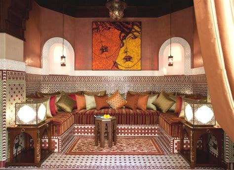 The Luxurious Royal Mansour Marrakech Hotel, Morocco