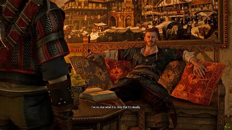 Evil's Soft First Touches, Witcher 3: Wild Hunt Quest