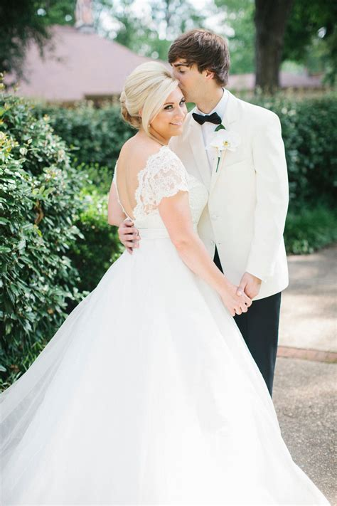 A Classic Wedding at the Zone, Bryant Denny Stadium in